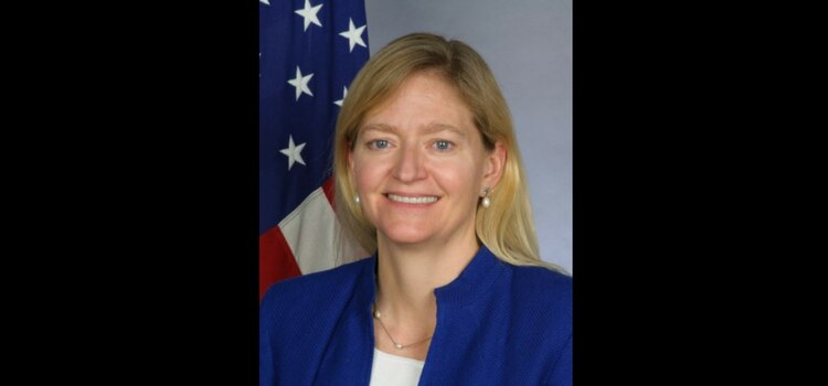 Ambassador Erica Barks-Ruggles