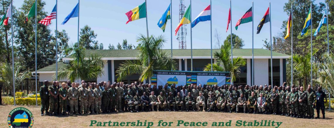 """Shared Accord"" Multilateral Exercises Boost Peacekeeping Preparedness"