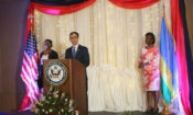 Ambassador's speech on fourth of July Celebration